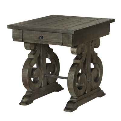 Roswell Rectangular End Table