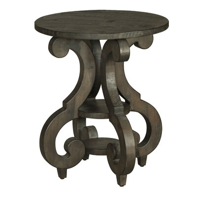 Roswell Round End Table