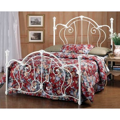 Almont Panel Bed Size: King