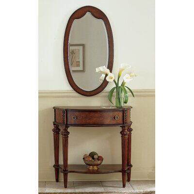 Hawkesbury Console Table Finish: Cherry