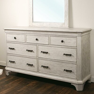 Turenne 7 Drawer Dresser