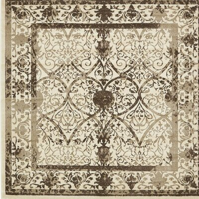 Warrenton Beige Indoor Area Rug