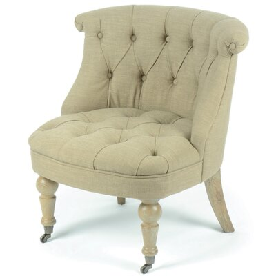 Gwendolyn Slipper Chair
