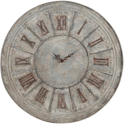 Shabby Wall Clock OAWY7666 37383514