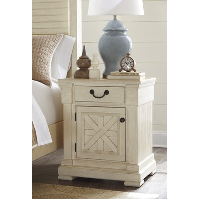 Alsace 1 Drawer Nightstand