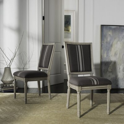 Rosemary French Brasserie Upholstered Dining Chair