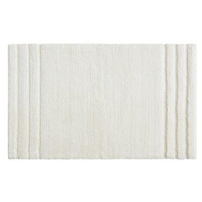Fressia Bath Rug Size: 20 W x 34 L, Color: Parchment