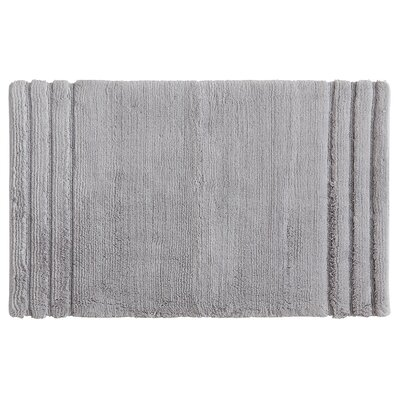 Fressia Bath Rug Size: 24 W x 60 L, Color: Pewter