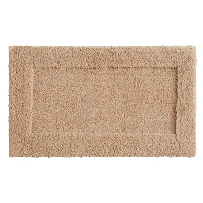 Pacquet Bath Rug Size: 20 W x 34 L, Color: Barley