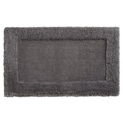 Fressia Bath Rug Size: 24 W x 60 L, Color: Gray