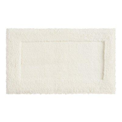 Fressia Bath Rug Size: 30 W x 50 L, Color: Parchment