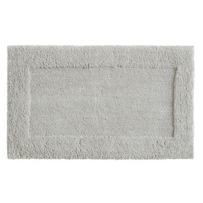 Fressia Bath Rug Size: 30 W x 50 L, Color: Pewter