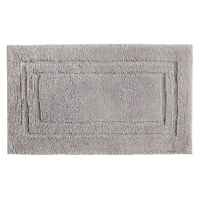 Lyam Bath Rug Size: 20 W x 34 L, Color: Pewter