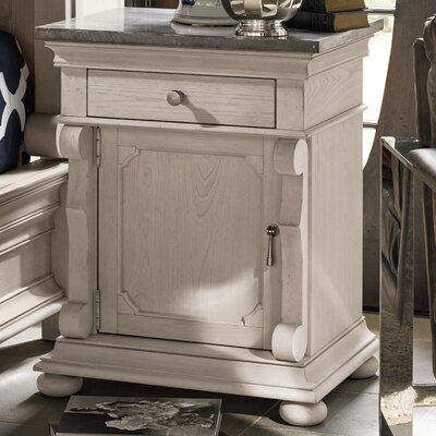 Effie 1 Drawer Nightstand