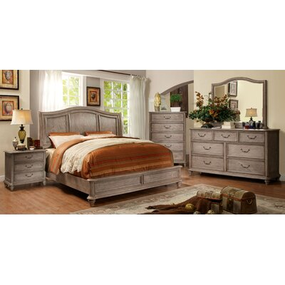 Bandit Platform Customizable Bedroom Set