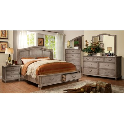 Bandit Platform Bed Size: California King