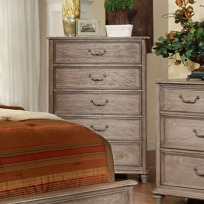 Bandit 5 Drawer Chest