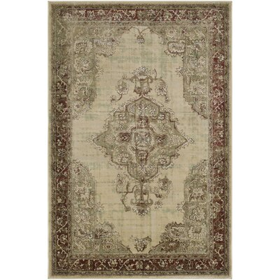 Blue Hill Vintage Brown Area Rug Rug Size: Rectangle 7 10 x 10 6