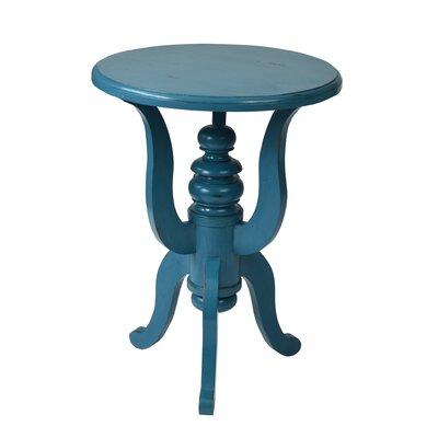 Lapierre End Table Color: Blue