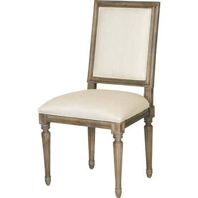 Southport Bergere Side Chair (Set of 2) Side Chair Finish: Studio