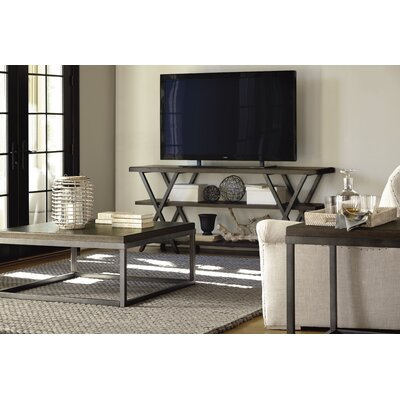 Southport TV Stand Finish: Brownstone