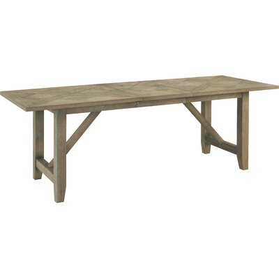 Southport Chelsea Extendable Dining Table Table Finish: Studio