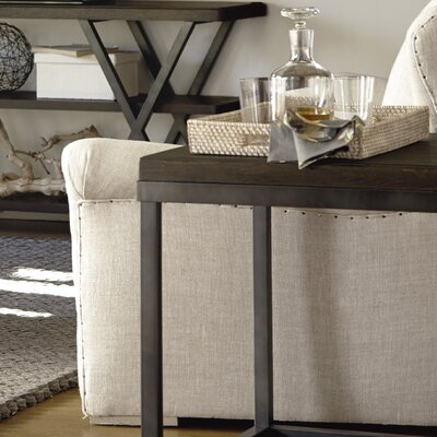 Deleon End Table Color: Brownstone