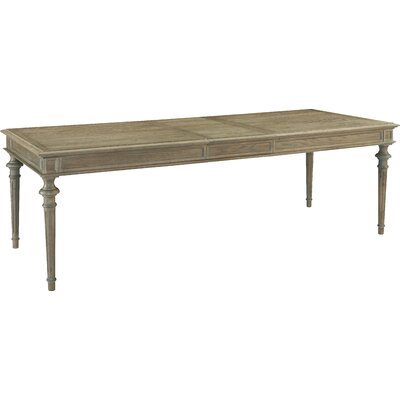 Southport Tribecca Dining Table Table Finish: Studio