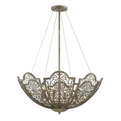 Camden 6-Light Bowl Pendant