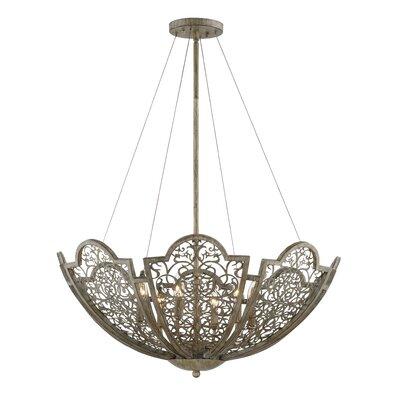 Camden 6-Light Bowl Pendant
