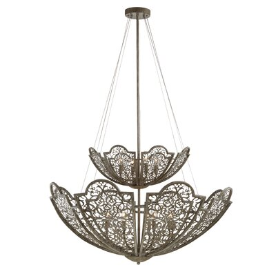 Camden 12-Light Bowl Pendant