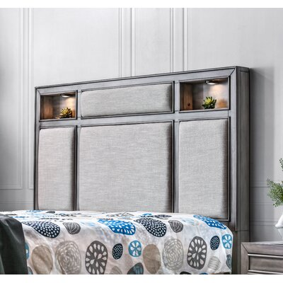 Saratoga Panel Headboard Size: Queen