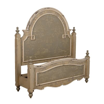 Brandt Panel Bed Size: King