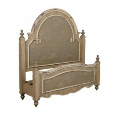 Brandt Panel Bed Size: Queen