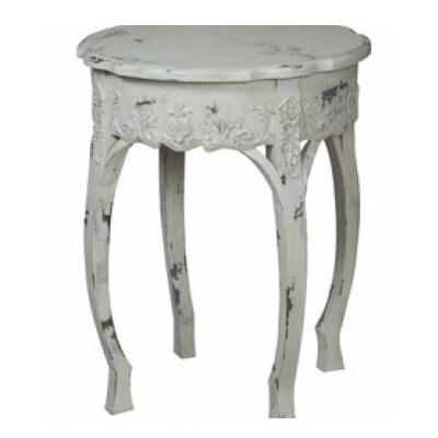 Brandt Round End Table