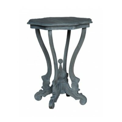Plato End Table Color: Weathered Gray