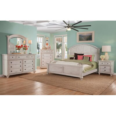 Dorinda Panel Customizable Bedroom Set