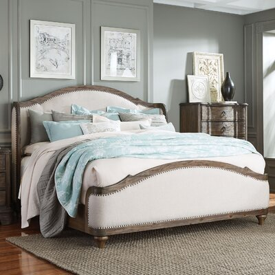 Osullivan King Upholstered Platform Bed