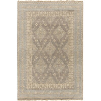 Otani Gray/Slate Rug Rug Size: Rectangle 2 x 3