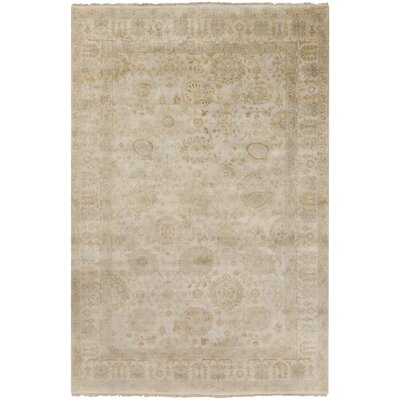 Otoole Ivory Area Rug Rug Size: Rectangle 39 x 59