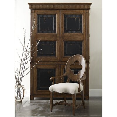Otterson Armoire Finish: Chestnut