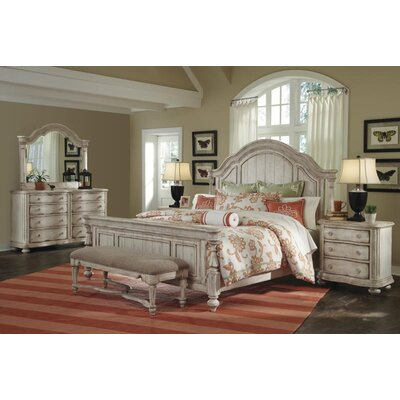 Osullivan Panel Configurable Bedroom Set