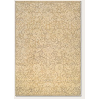 Loretta Tan Area Rug Rug Size: Rectangle 82 x 113