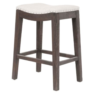 Padillo 27 Bar Stool Finish: Rustic Java