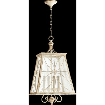 Paladino 4-Light Pendant Finish: Persian White