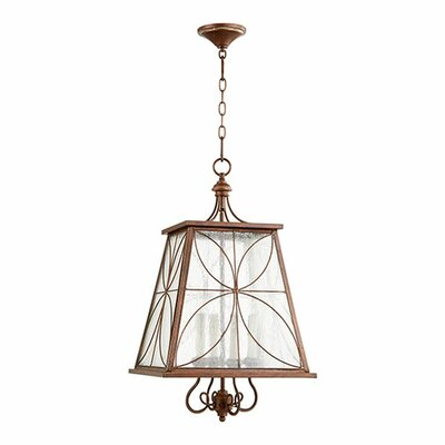 Paladino 4-Light Foyer Pendant