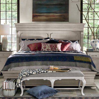Damariscotta Panel Bed