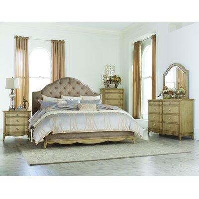 Pogson Platform Customizable Bedroom Set