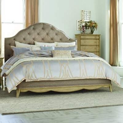 Pogson Upholstered Platform Bed Size: Queen