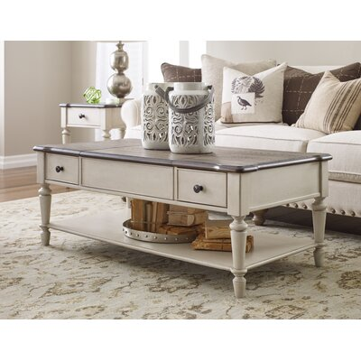 Ornithogale Coffee Table with Lift Top